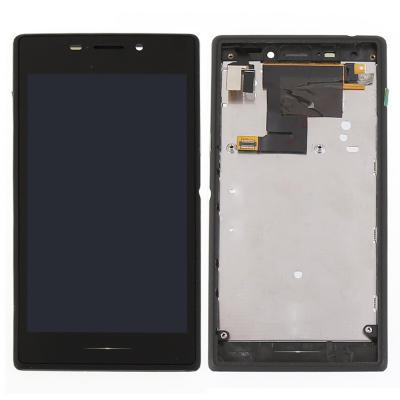 For Sony Xperia M2 LCD with Frame