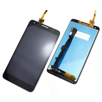 For Huawei Honor 3X G750 LCD-display