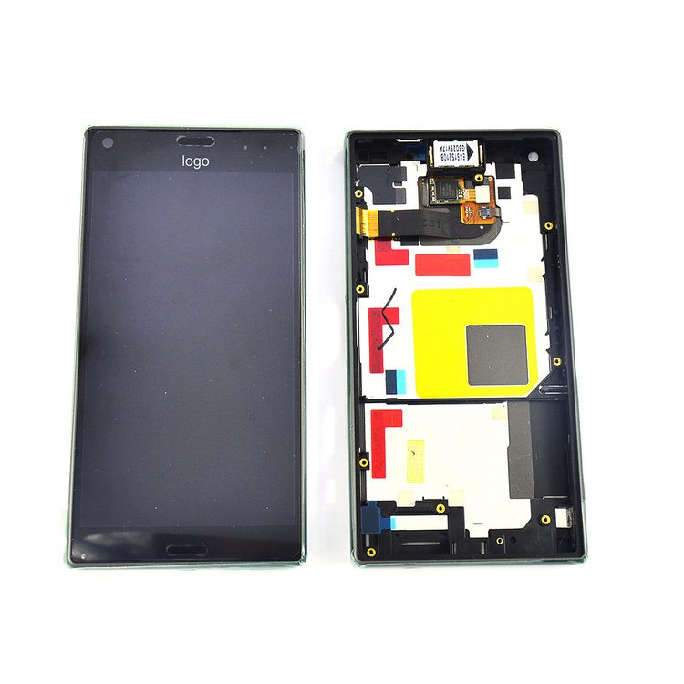For Sony Xperia Z5 Compact Z5 Mini LCD Display with frame