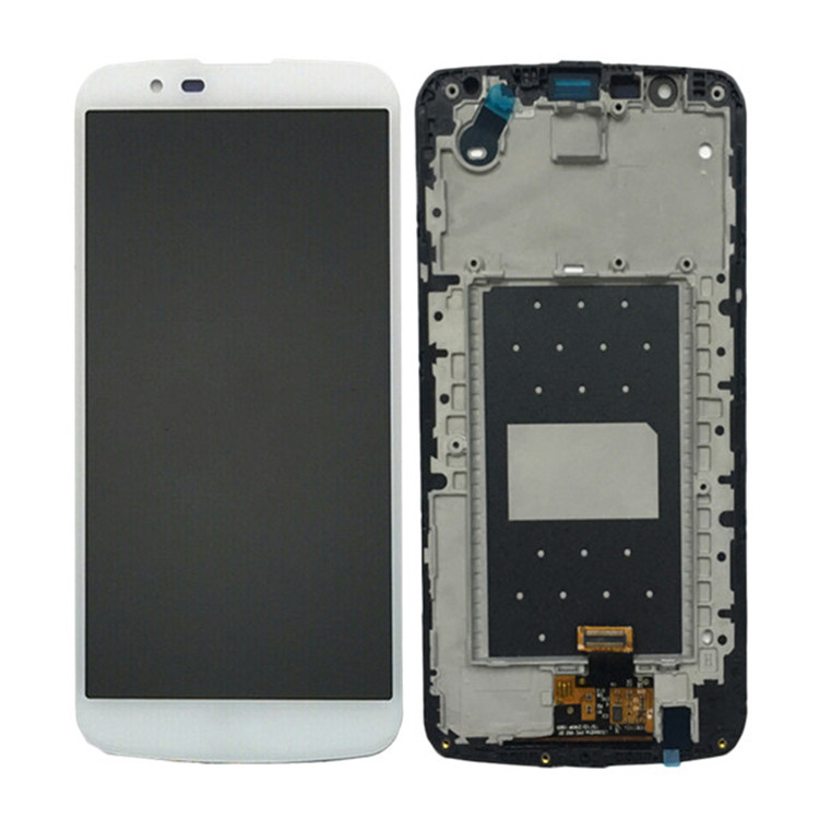 For LG K10 TV LCD Screen With Frame