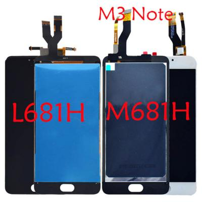 For Meizu M3 note L681H lcd screen
