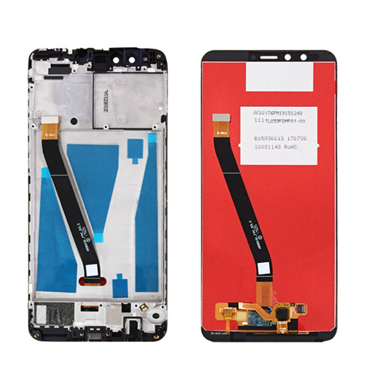 For Huawei Y9 2018 LCD Screen With Frame Assembly